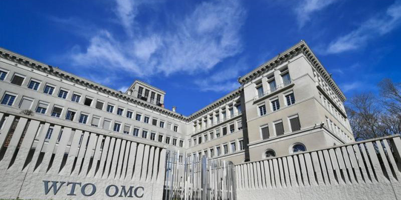 The WTO headquarters in Geneva. Photo: Getty Images.