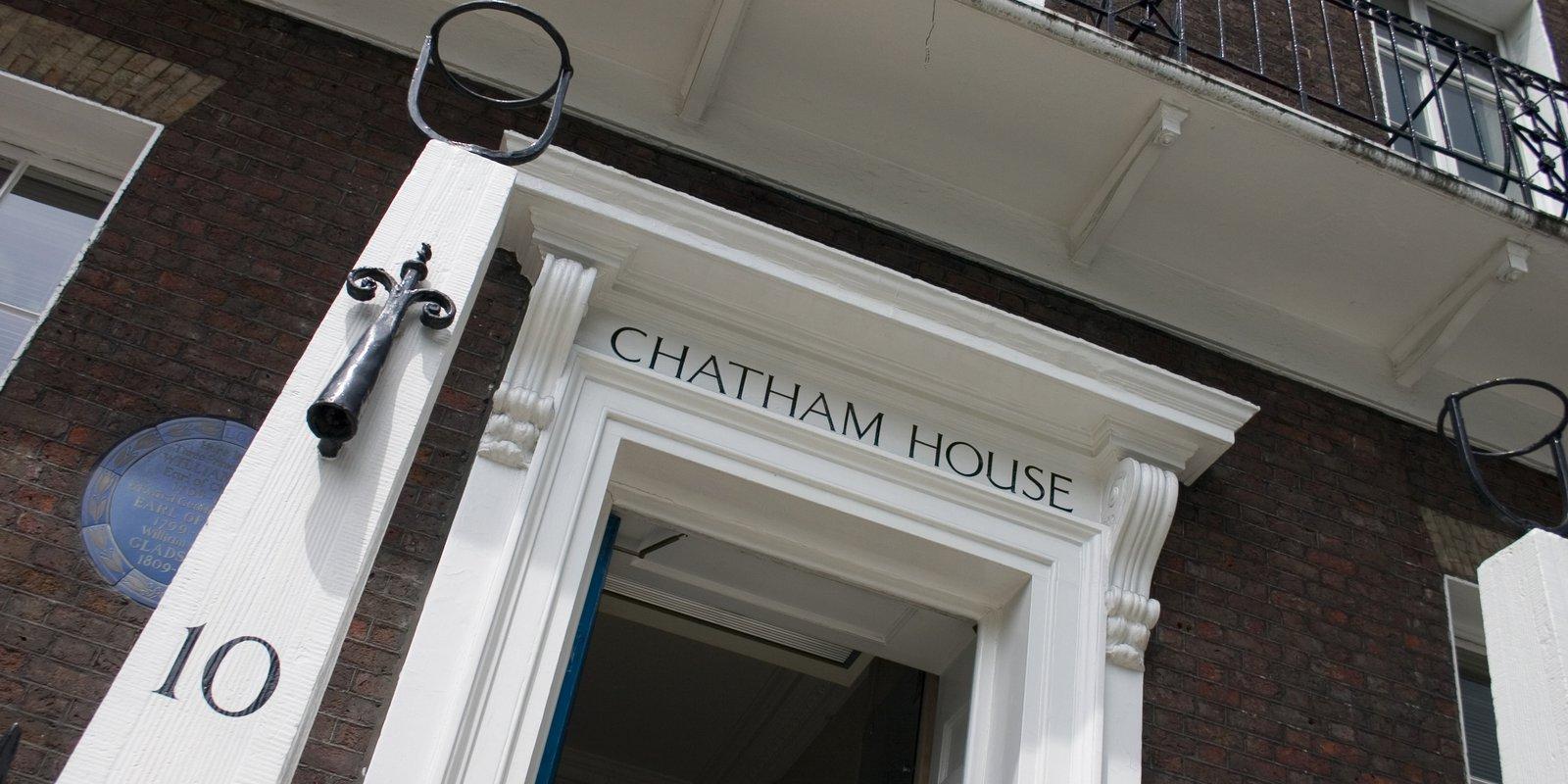 Chatham House circa2016.